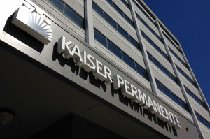 Kaiser Permanente Los Angeles Medical Center on Oct. 6, 2014.